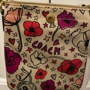 Coach crossbody